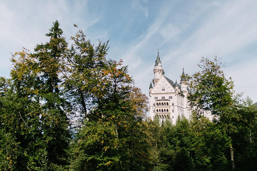 Schloss Neuschwanstein, Castle in Germany (11).jpg