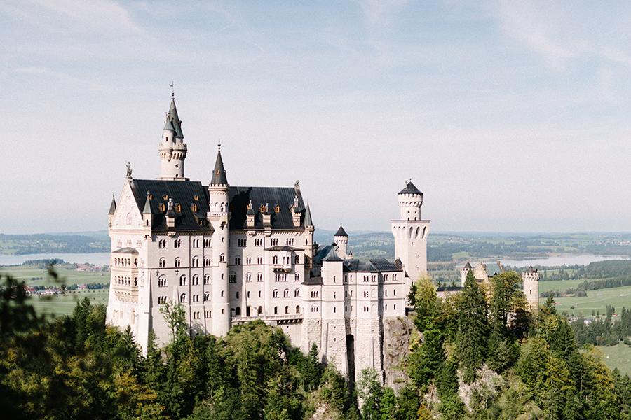 Schloss Neuschwanstein, Castle in Germany (15).jpg