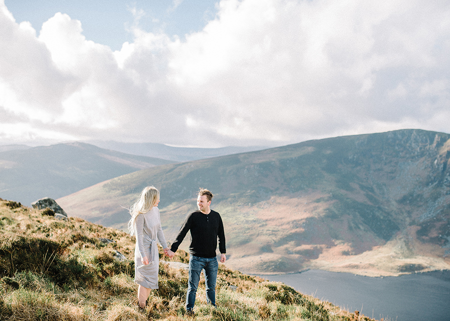 Windy Irish Mountain Engagement Shoot - Susanna Nordvall (1).jpg