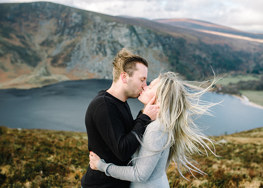 Windy Irish Mountain Engagement Shoot - Susanna Nordvall (5).jpg