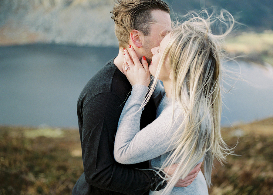 Windy Irish Mountain Engagement Shoot - Susanna Nordvall (23).jpg