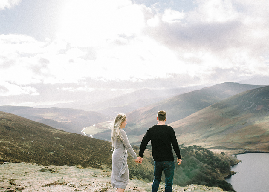 Windy Irish Mountain Engagement Shoot - Susanna Nordvall (29).jpg
