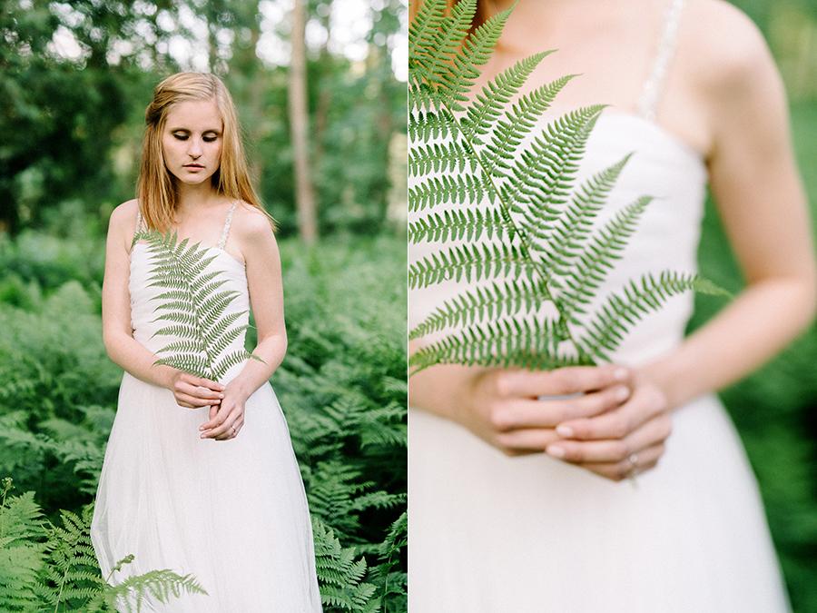 Woodsy Bridal Boudoir Morsian Huomenlahjakuvaus (3).jpg