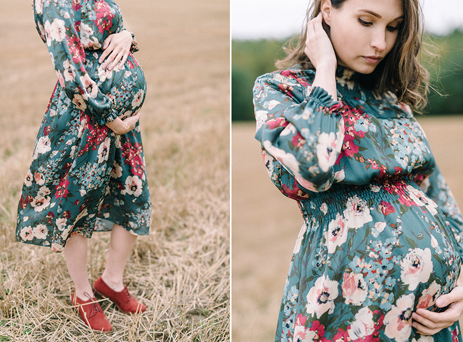 autumnal maternity shoot, odotusajankuvaus, perhekuvaus (16).jpg