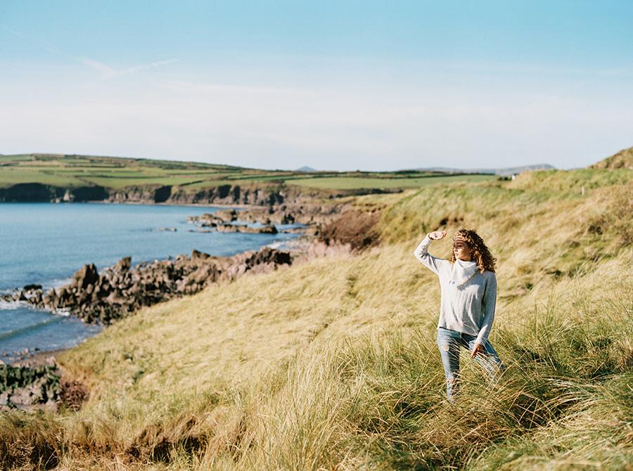 Lifestyle Branding Shoot For Fiadh, Dingle Ireland (39).jpg
