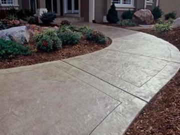 Concrete Paving