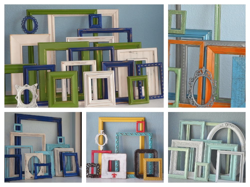 Old Cottage New-Old Cottage New\'s Shop-Custom Picture Frames without ...