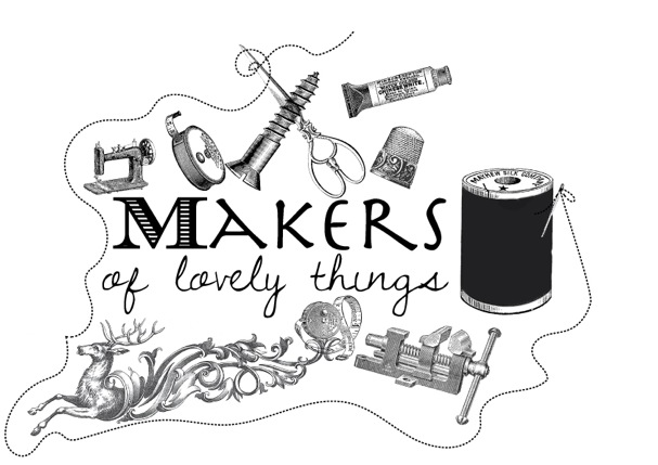 MAKERS OF LOVELY' THINGS'   Thursday 23rd November 2017 :  7-9pm Telferscot Primary School Hall, Telferscot Rd, SW12 0HW