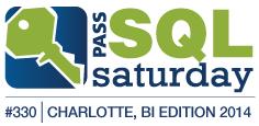 Third Annual SQL Saturday BI Edition in Charlotte