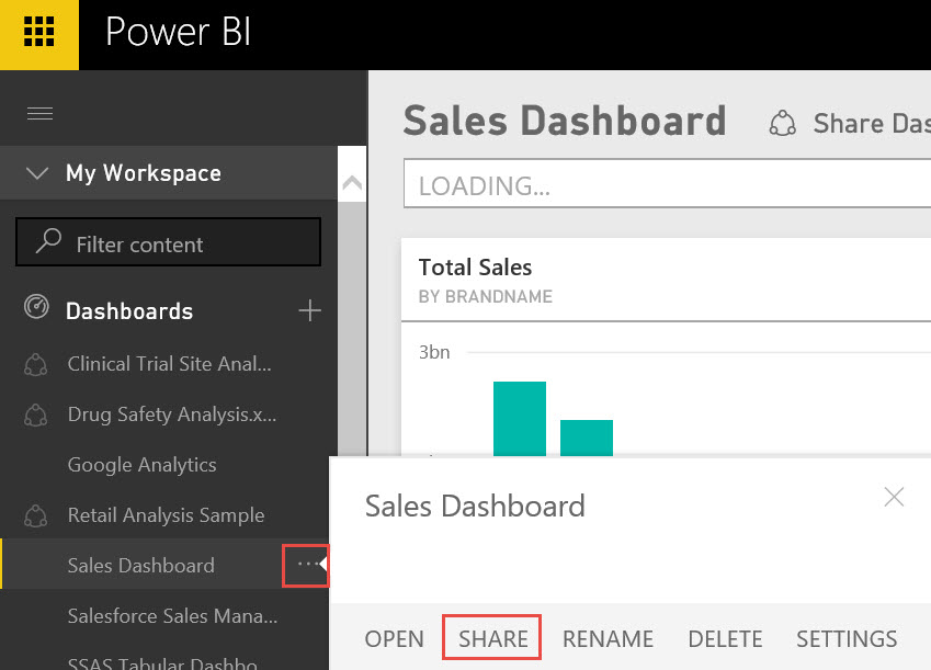 Groups in Power BI   How Sharing and Security Works