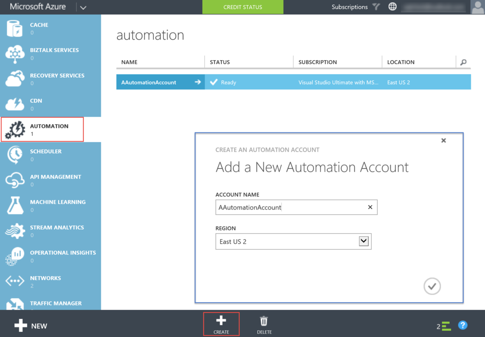 AAutomation3 How to Stop an Azure Virtual Machine on a Schedule