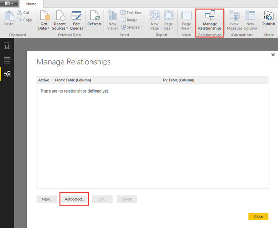 Why Is My Relationship Inactive in Power BI Desktop?