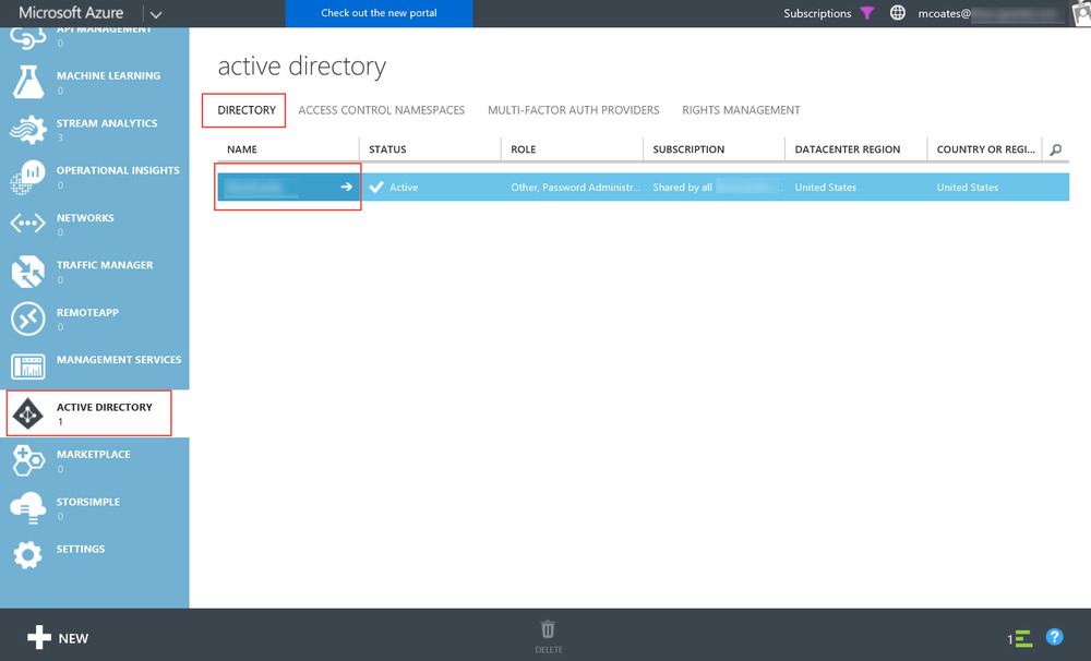 How to Create a Demo/Test Environment for Azure Data Catalog