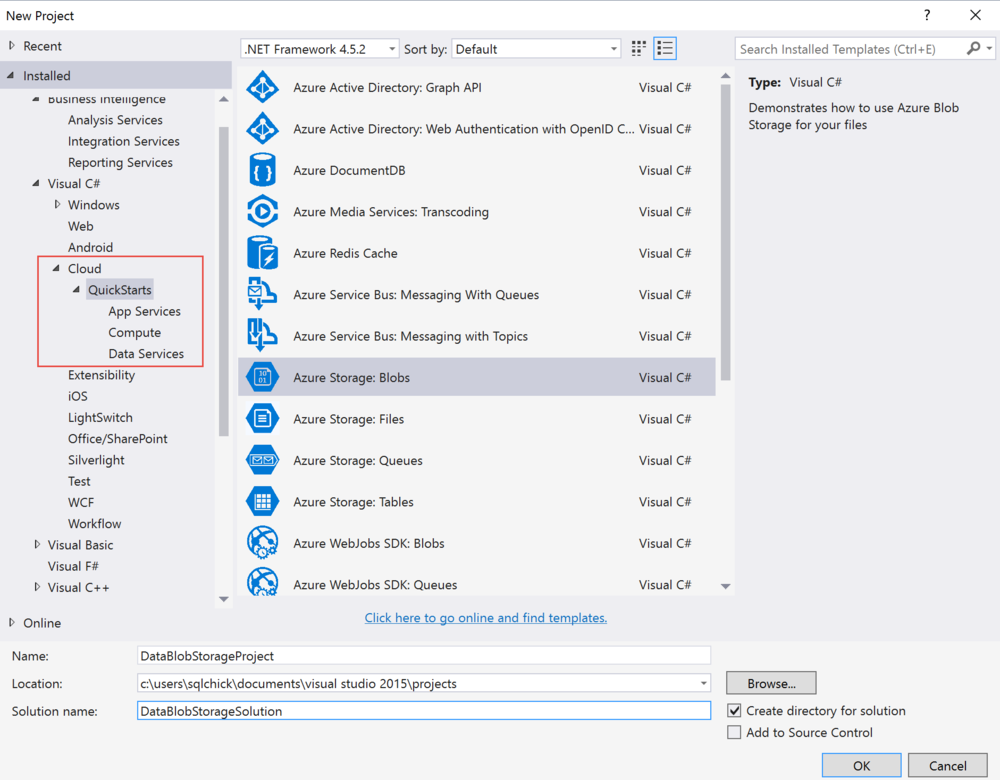 Setting Up a PC for Azure Cortana Intelligence Suite Development