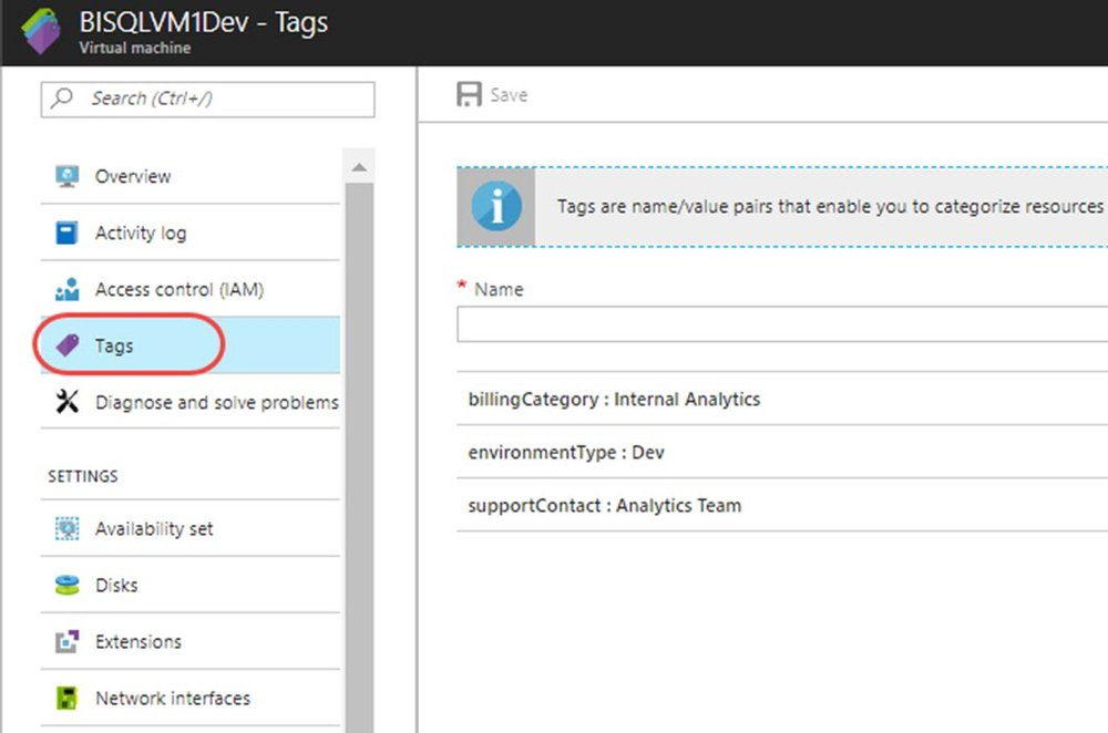 PowerShell for Assigning and Querying Tags in Azure