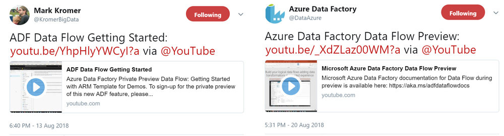 AzureDataFactoryDataFlow Terminology Check   What are Data Flows?