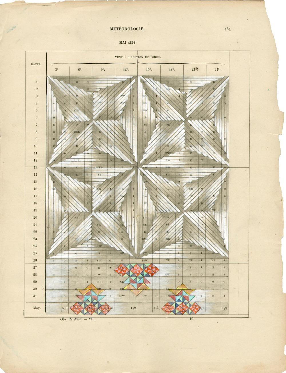 Meteorologie No.7 (Ceiling) (2013)