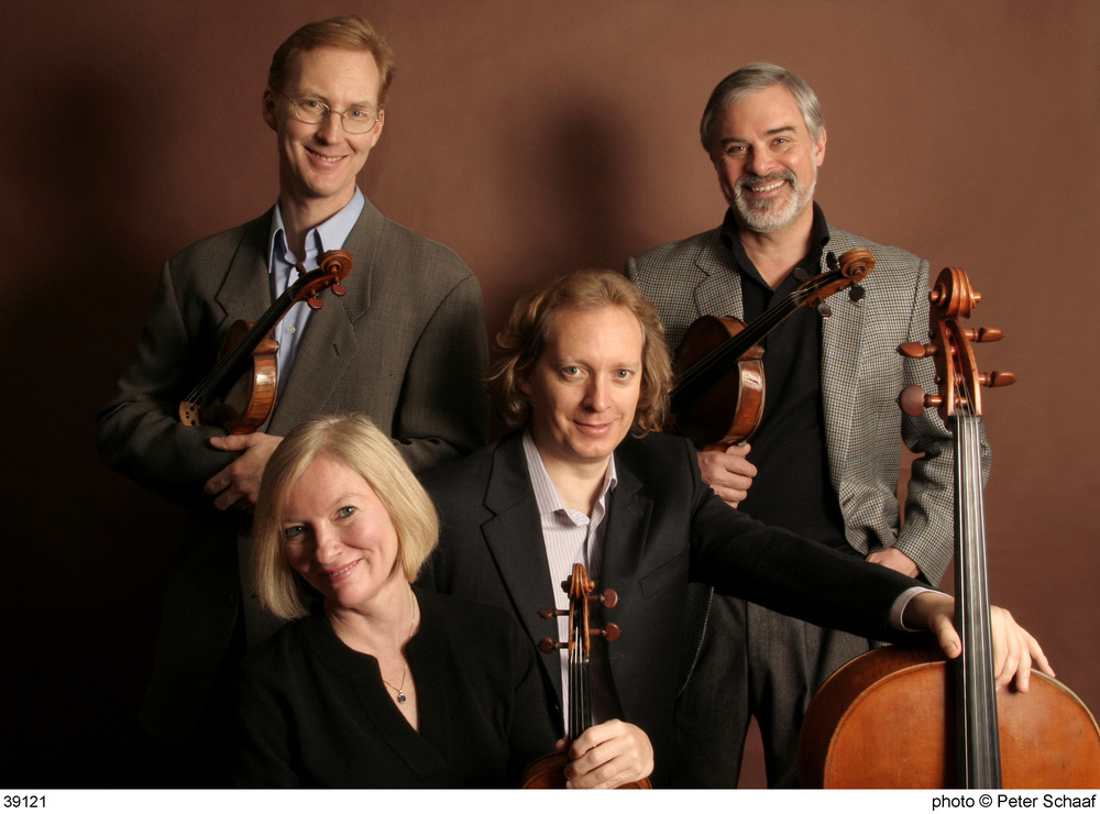 Click here for information on the American String Quartet