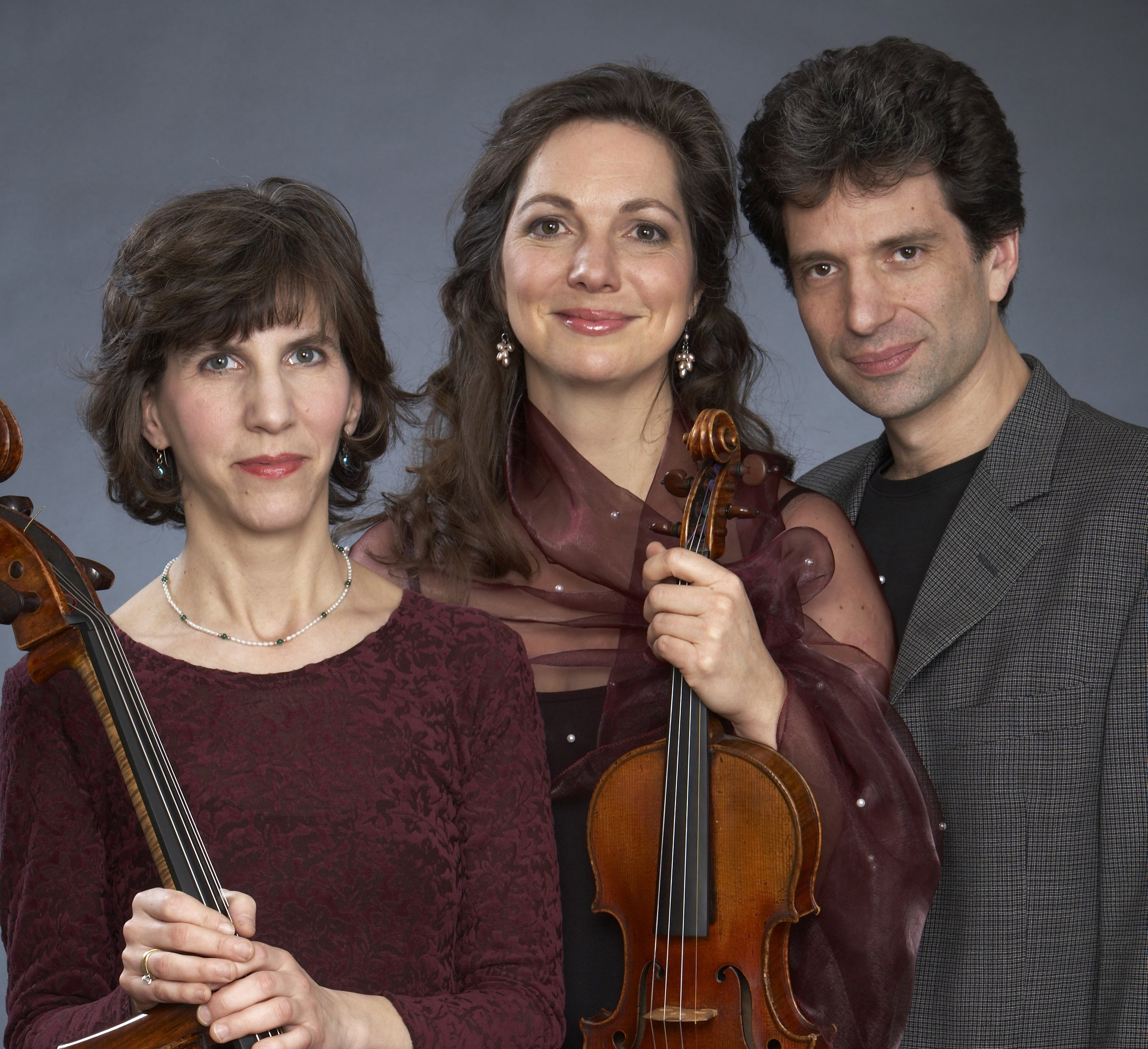 Concert Schedule — Red Bank Chamber Music Society