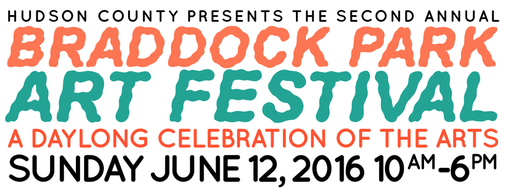 We are very excited to announce this year's Braddock Park Art Festival hosted on Sunday June 12th from 10am - 6pm.    We have a wide range of activities for the entire community to enjoy.  You will take part in Artist Demos and Community Projects lead by Guttenberg Arts residents and staff, and find Artist Installations brought on location by select established artists from our network. Our Lakeside Artist Market will consist of local artists and galleries. Food Trucks selected from the surrounding area will be located along Riverside Drive.