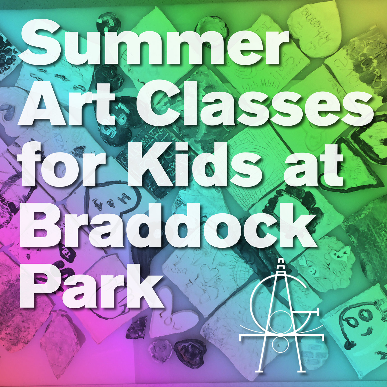 Summer Art Classes for Kids at Braddock Park — Guttenberg Arts