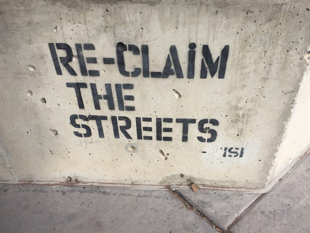 Complete Street Art