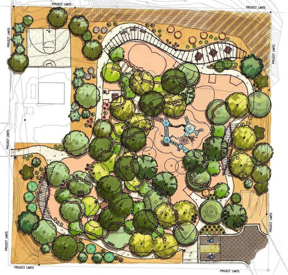 Four Hills Village Park