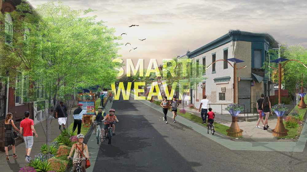 DESIGN COMPETITION SPOTLIGHT:SMART WEAVE - BY SAM FONTAYE, University of New Mexico, FIRST PLACE WINNER