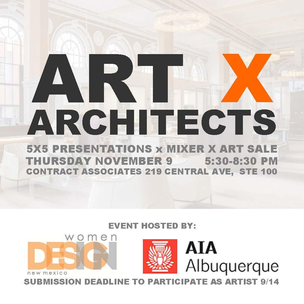 5x5 ART X ARCHITECTS FLYER.jpg