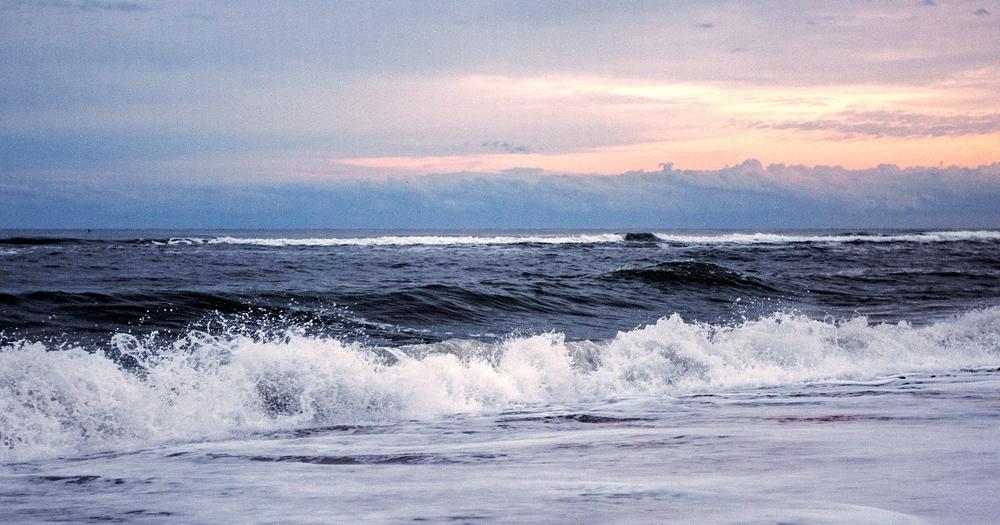 面向大西洋(点击放大)