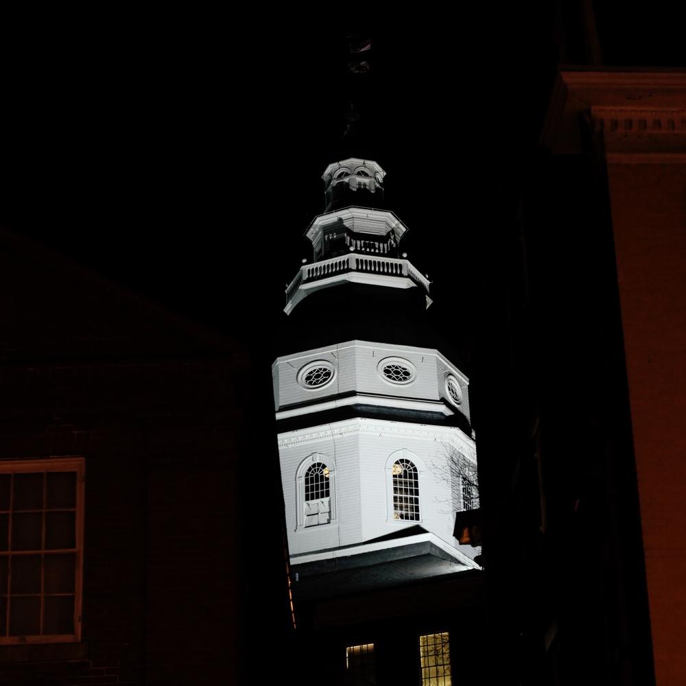 安纳波利斯的钟楼还是教堂什么的(点击放大)