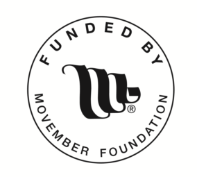 funded by the Movember Foundation icon