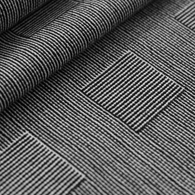 Square Dancing Original Production: 2014 (Reproduction: 2015) GOTS Certified Organic Cotton Designed & Handwoven by Dani Ortman