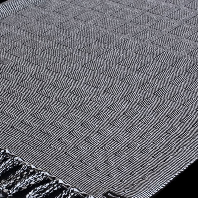 Infinity Original Production: 2015 (Reproduction: 2016) GOTS Certified Organic Cotton Designed & Handwoven by Dani Ortman