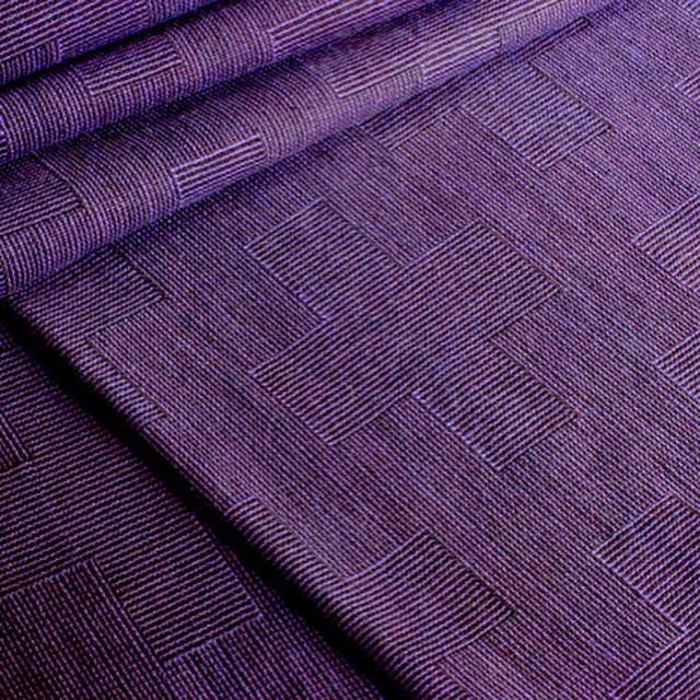 Dances With Shadows - In Colour Original Production: 2016 GOTS Certified Organic Cotton - Hand dyed, Low impact synthetic dyes. Designed & Handwoven by Dani Ortman