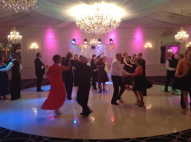 Learning to ballroom dance can make you smarter!
