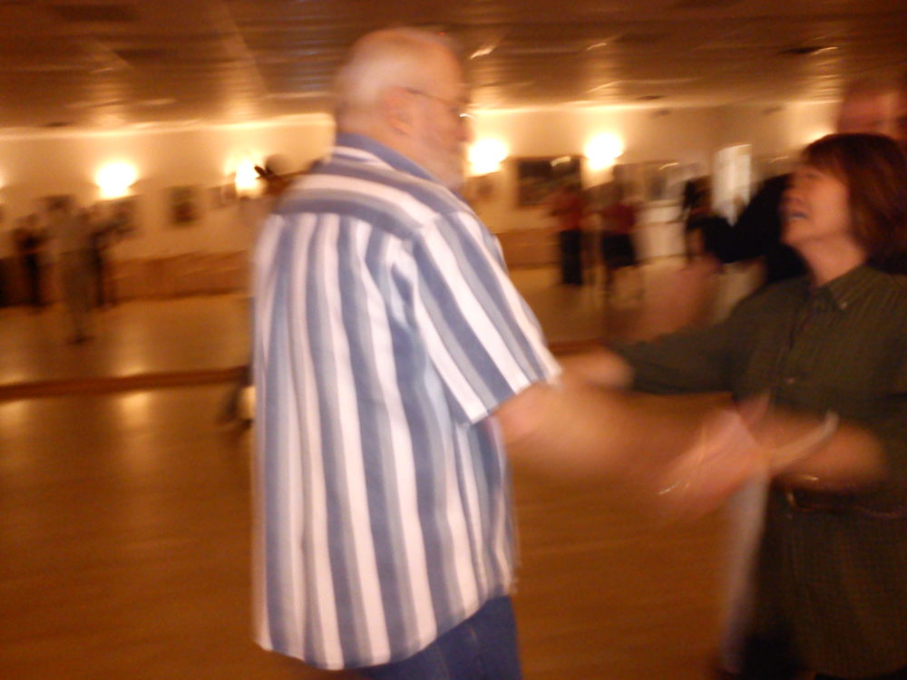 Ballroom dancing skills which translate into life skills