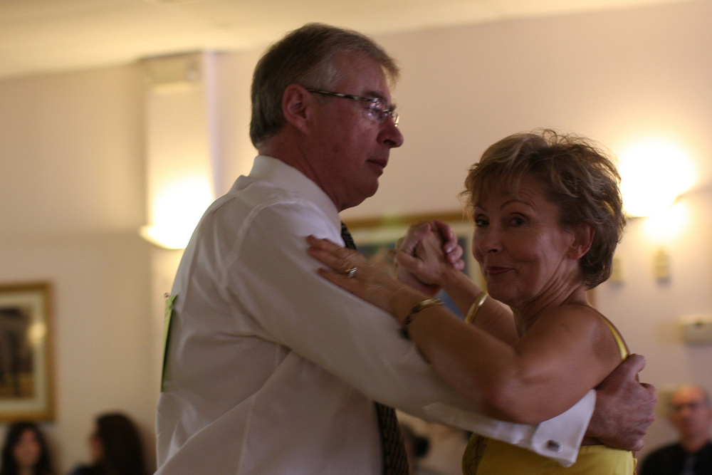 Find romance again at a ballroom dance studio