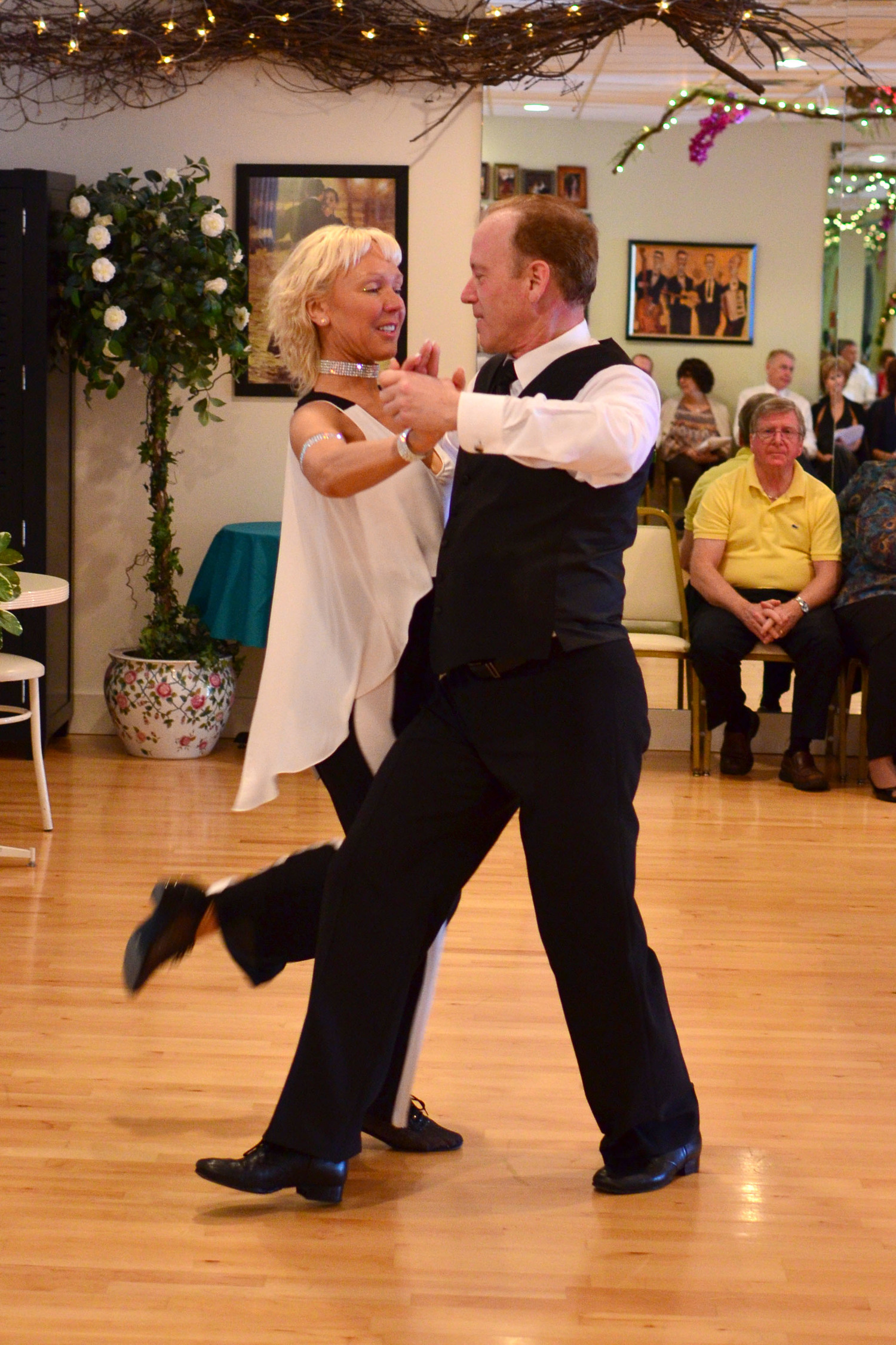 The Only True Contact Sport: Ballroom Dancing — Quick Quick Slow ...