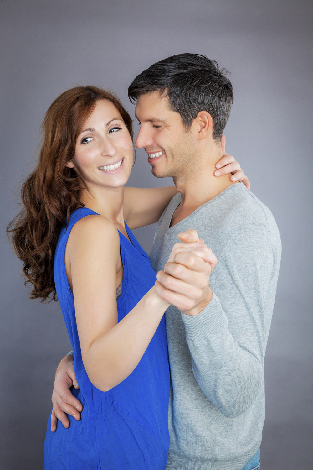 Taking dance lessons as a couple is a fun way to spend some one-on-one time and learn a new skill together.