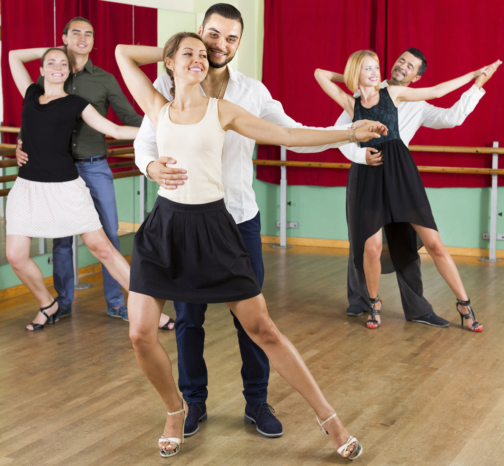 Ballroom dance lessons offer many mental, physical, and social benefits to adults of all ages.