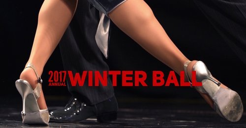 Adults who love dancing enjoy 2017 Annual Winter Ball presented by Quick Quick Slow Ballroom Dance Studio This evening of fun includes professional and amateur shows, elegant sit down dinner and social dancing. Attendees must RSVP.