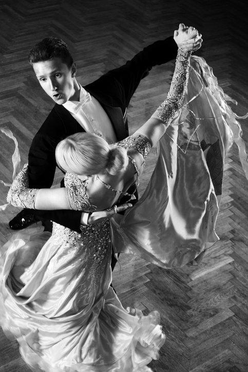 Classic Ballroom Dancing
