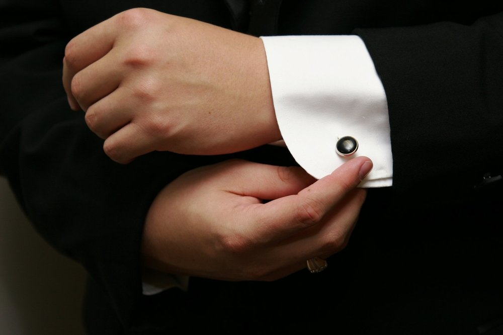 Be sure you are dressed to impress when it comes time for your next formal ballroom event.