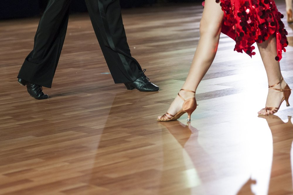 The art of ballroom dance can ignite your passion and creativity and provide an outlet for you to let loose and have fun.