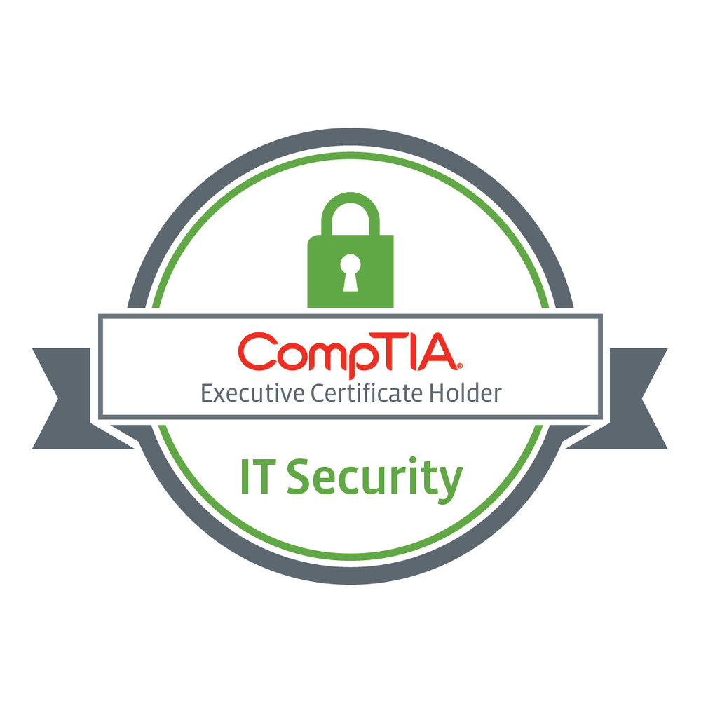 CompTIA-Executive-Certificate-ITSecurity