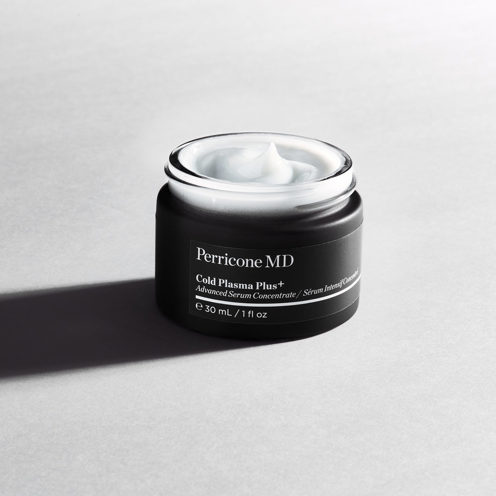 Perricone MD's Cold Plasma Plus+ Cream, shot in Los Angeles | Product Photography