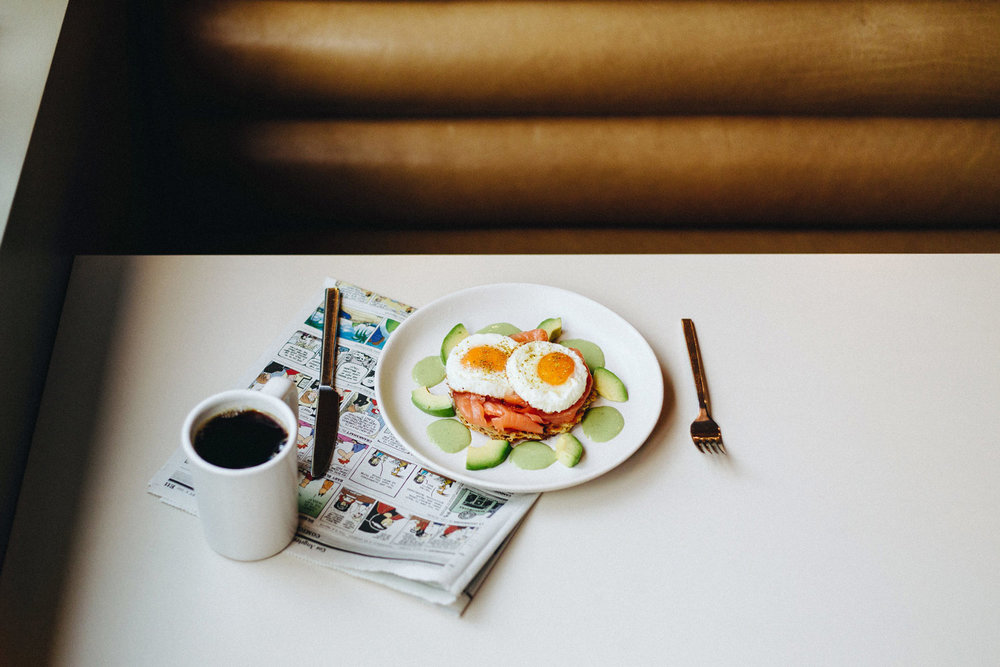 Breakfast at Winsome in Los Angeles | Food Photography