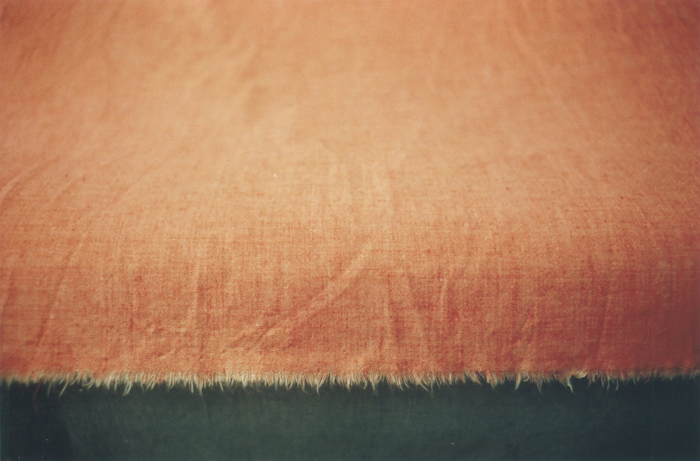 Pro-MX dyed muslin