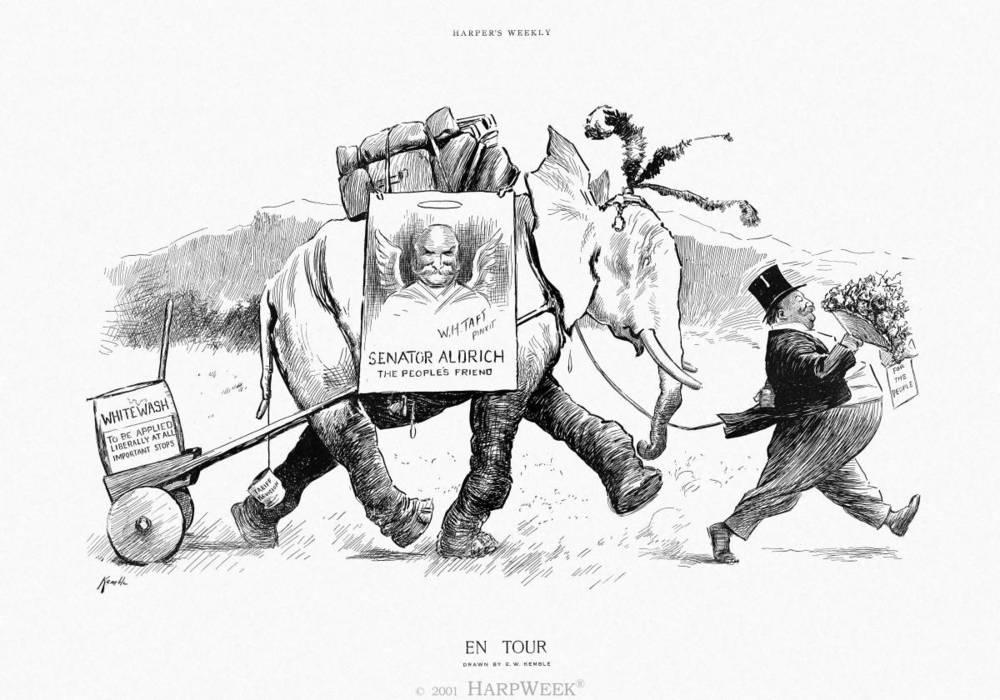 """""""En Tour"""" - Oct. 2, 1909"""